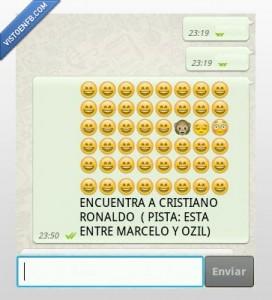 Chistes WhatsApp emoticonos