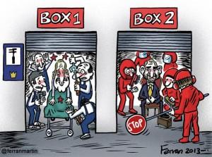 Boxes Reyes de España