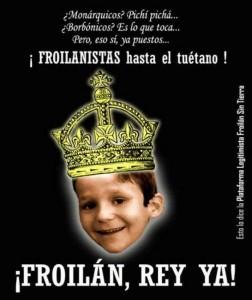 Frilán, Rey ya