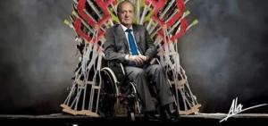 Rey Juan Carlos juego de tronos