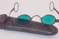 unas de las primeras gafas
