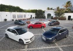 presetnación gama Audi A3
