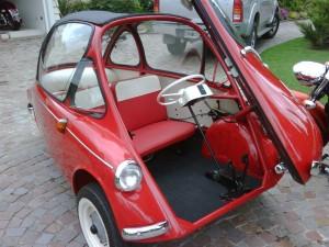 El coche de Steve Urkel